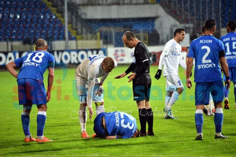 Vezi pe ce loc a ajuns FC Botosani, dupa infrangere de la Craiova!