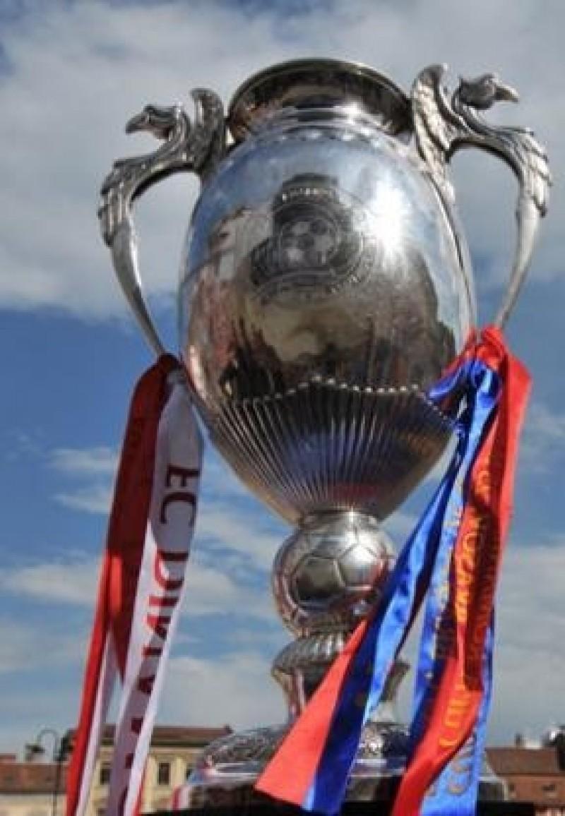 Vezi rezultatele inregistrate in Cupa Romaniei si echipele calificate!