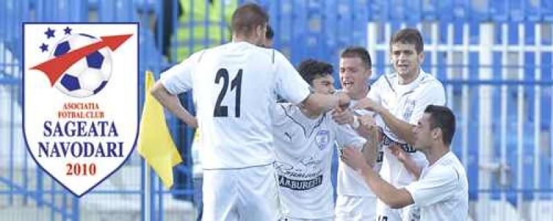 Vezi REZULTATELE obtinute de Sageata Navodari in amicale! Vineri va juca acasa cu FC Botosani!