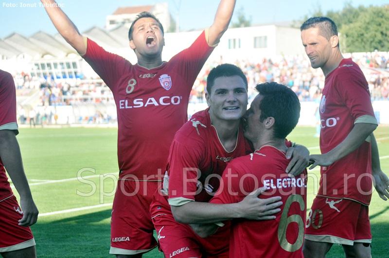 Vezi toate golurile reusite de FC Botosani in acest an de Liga 1 - VIDEO