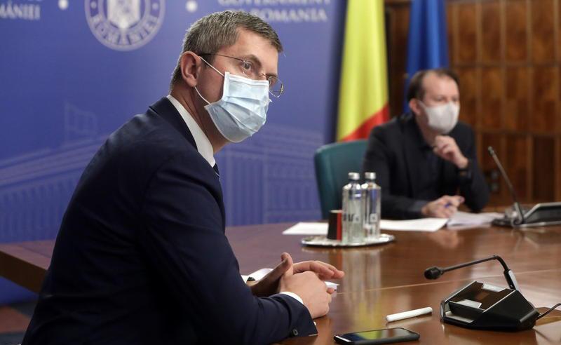 Vicepremierul Dan Barna: Florin Cîțu nu mai are susținerea Alianței USR PLUS pentru rămânerea în funcția de prim-ministru