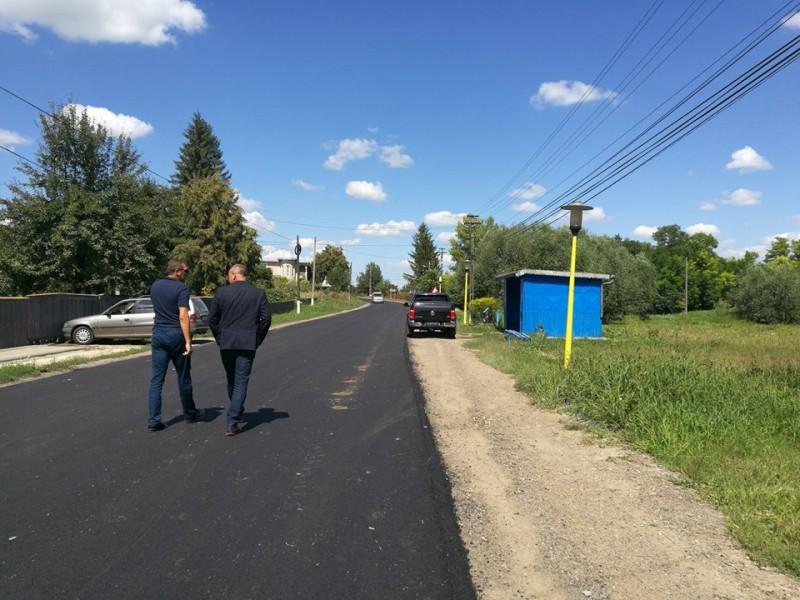 Vicepreședintele Consiliului Județean Botoșani a verificat lucrarile la podul peste Jijia și asfaltarea pe tronsonul Dumeni - Cordareni - FOTO