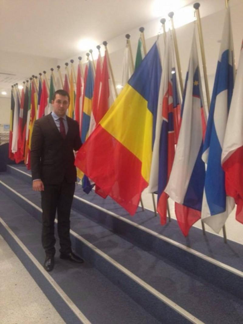 Viceprimar din județul Botoșani, numit subsecretar de stat la Ministerul Dezvoltării!