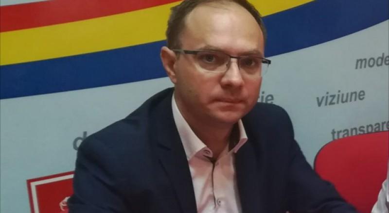 Viceprimarul Cosmin Andrei intră în lupta pentru Primăria Municipiului Botoșani