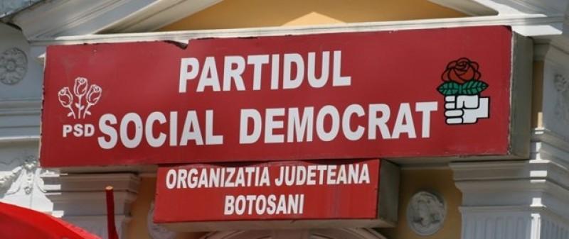 Viceprimarul unei comune botoșănene, la un pas de a fi exclus din PSD!
