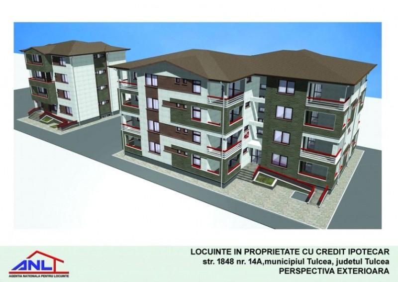 Victor Construct construiește pentru ANL blocuri de peste 4,5 milioane de euro
