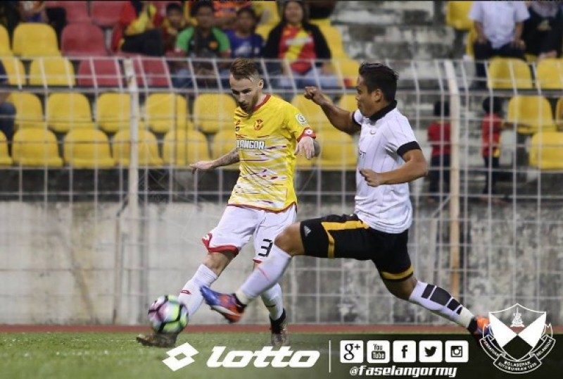 "Victoras Astafei a ajuns in Malaezia, la FA Selangor: ""Le multumesc celor de la Botosani"" - FOTO"