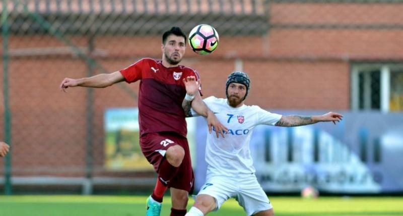 """Victoras Astafei, foarte trist dupa meciul cu Voluntari: """"Daca tratezi fotbalul neserios, acesta te pedepseste"""""""