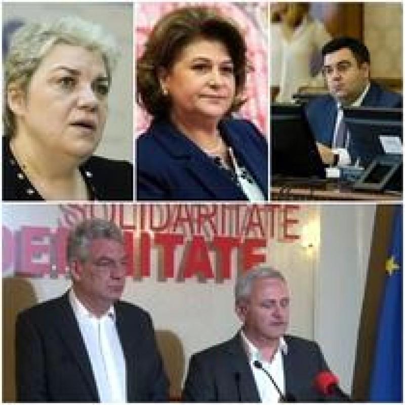 Victoria lui Tudose: Shhaideh, Plumb si Cuc au demisionat!