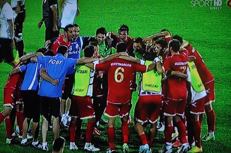 VICTORIE! ACS Poli Timişoara-FC Botoşani: 0-1!