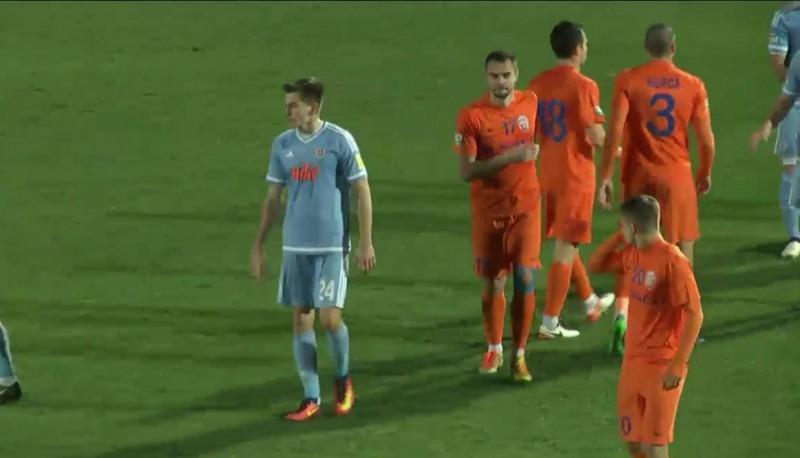 Victorie categorică pentru FC Botoșani, împotriva rușilor de la Amkar FC!