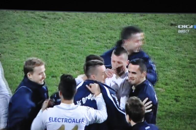 Victorie de senzatie pentru FC Botosani cu un gol SUPERB reusit de fundasul Danci - VIDEO, FOTO