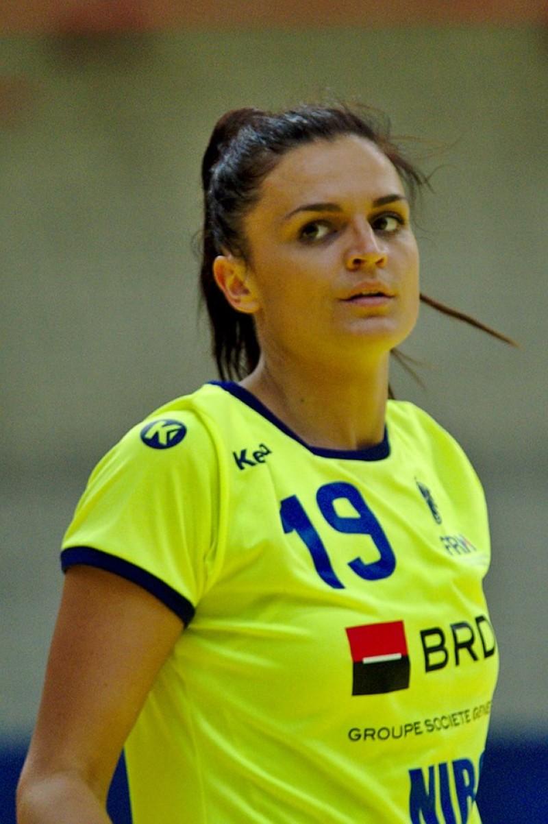 Victorie fantastică în fața campioanei en-titre Norvegia, la handbal feminin: O botoșăneancă a înscris un gol de senzație!