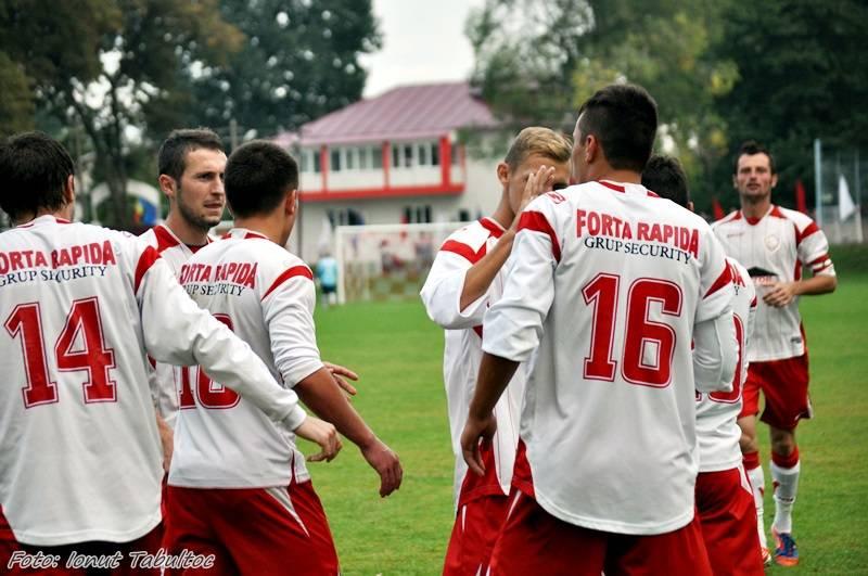 Victorie mare pentru FCM Dorohoi in fata liderului Ligii a III-a