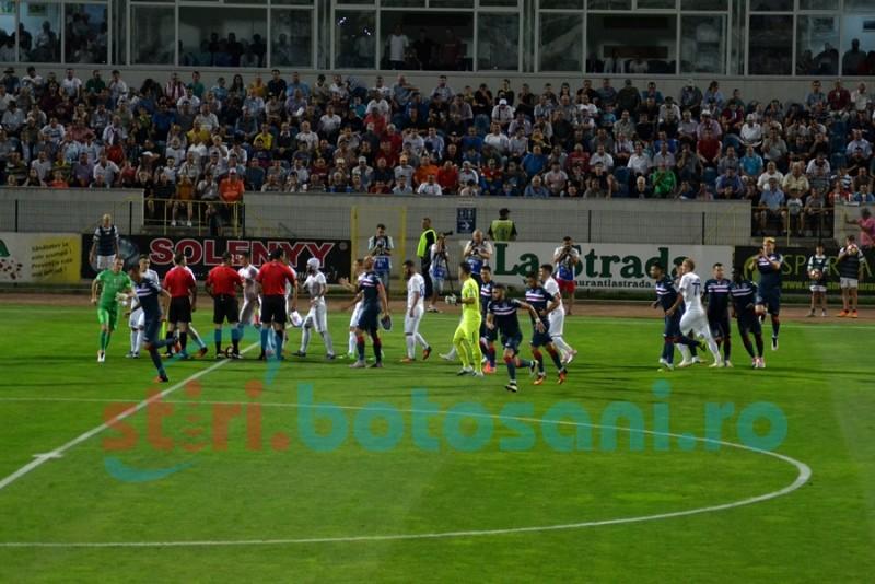 VICTORIE pe Municipal! FC Botoşani- ASA Tg. Mureş 4 -2!!! Suporterii, eroii serii!