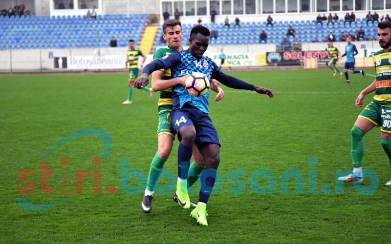 Victorie pentru FC Botosani in amicalul cu Foresta Suceava! GALERIE FOTO