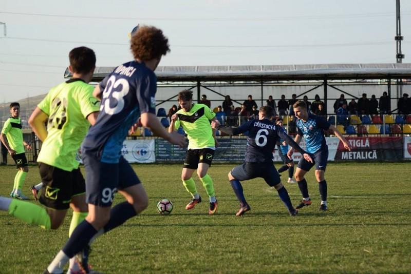 Victorie pentru FC Botosani, in amicalul cu Stiinta Miroslava! Super-gol reusit de Popovici! FOTO, VIDEO