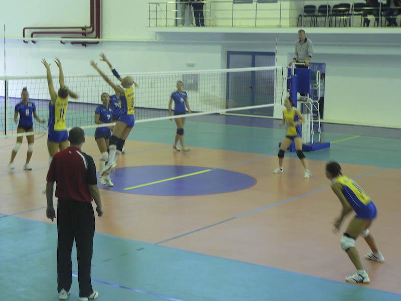 VICTORIE! Pro Volei a invins cu 3-1 pe CSM Bucuresti!