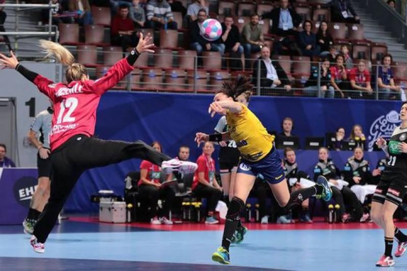 VICTORIE: România - Spania, 27-25 la Campionatul European de handbal