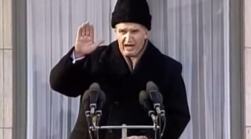 VIDEO. 21 decembrie 1989. Așa a început totul: Ultimul discurs al dictatorului Nicolae Ceaușescu