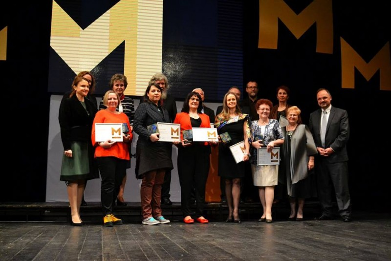 VIDEO: Actriță din Botoșani, printre cei zece profesori și antrenori din toată țara distinși cu Premiul Mentor!