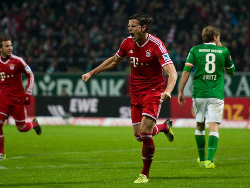 VIDEO: Bayern Munchen a sters pe jos, in deplasare, cu Bremen - REZULTATE
