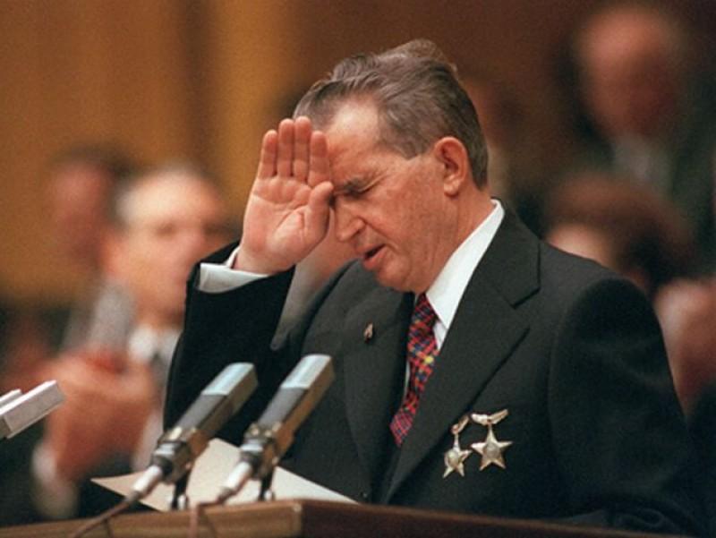 """VIDEO Ce """"promisiuni electorale"""" făcea Nicolae Ceaușescu în noiembrie 1989!"""