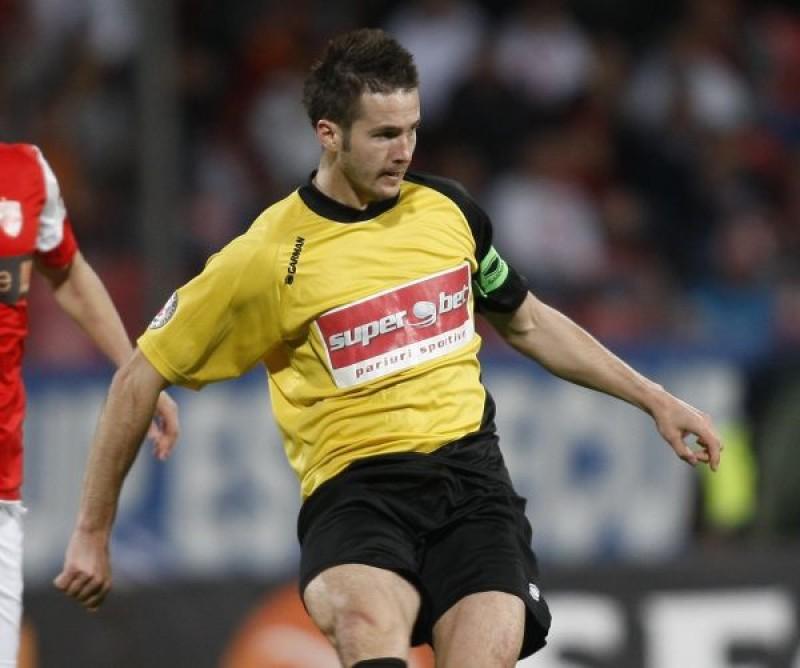 VIDEO: Ceahlaul a invins pe Pandurii cu un gol SUPERB marcat de botosaneanul Andrei Dumitras!