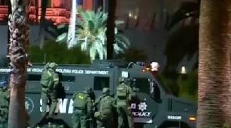 VIDEO - Cel putin 50 de morti si 406 de raniti la Las Vegas, in cel mai grav atac din istoria SUA