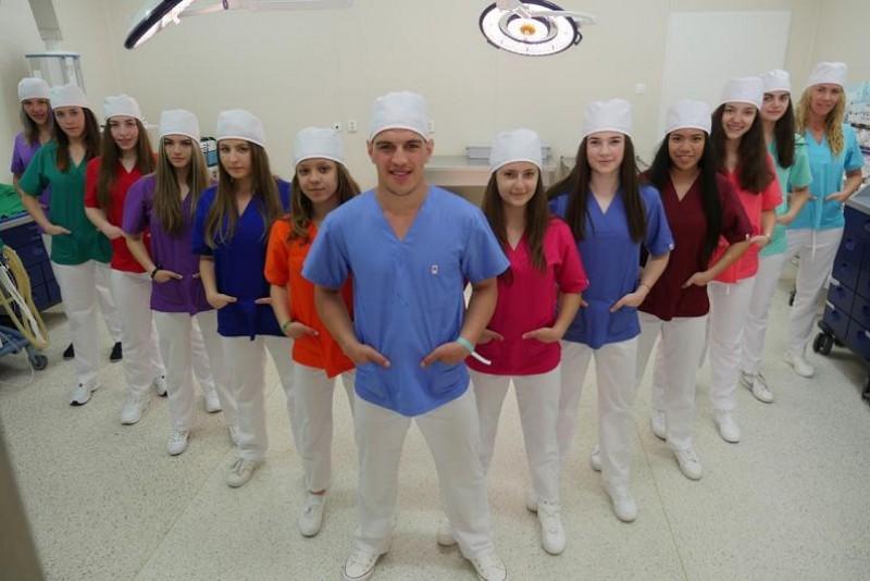 VIDEO Dansul din sala de operații a unui spital din România a ajuns viral pe internet!
