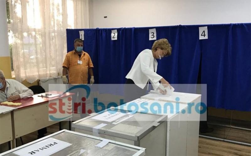 VIDEO - Deputatul Mihaela Huncă: Am votat pentru viitorul botoșănenilor, pentru viitorul copiilor noștri și nepoților noștri