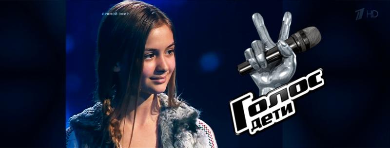 VIDEO - Ea este fetița din Basarabia care a cântat la Vocea Rusiei în limba română o melodie despre lupii care dau târcoale oilor!