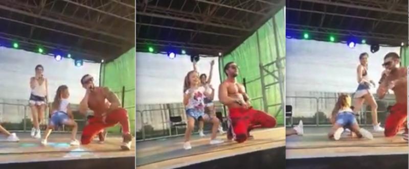 VIDEO incredibil: Aceste imagini se petrec pe o scenă din România, în aplauzele publicului!
