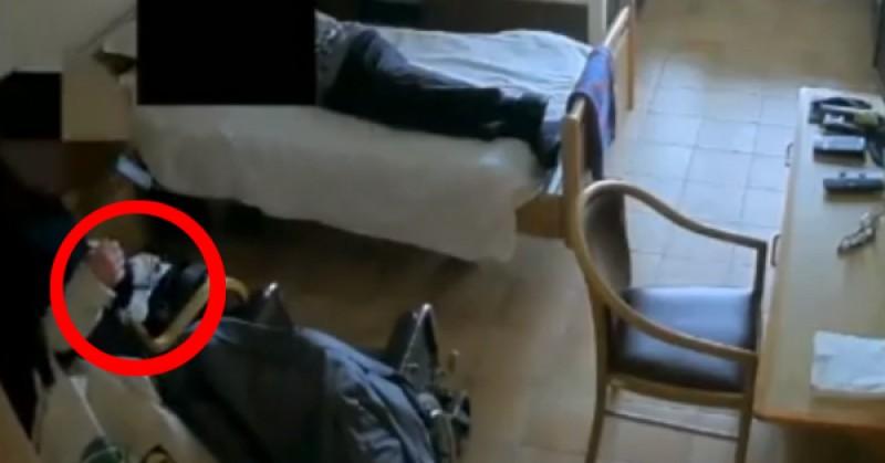 VIDEO: Infirmieră româncă prinsă furând de la pacienții internați în spitalul unde lucra. Prejudiciul se ridică la 50.000 de euro!