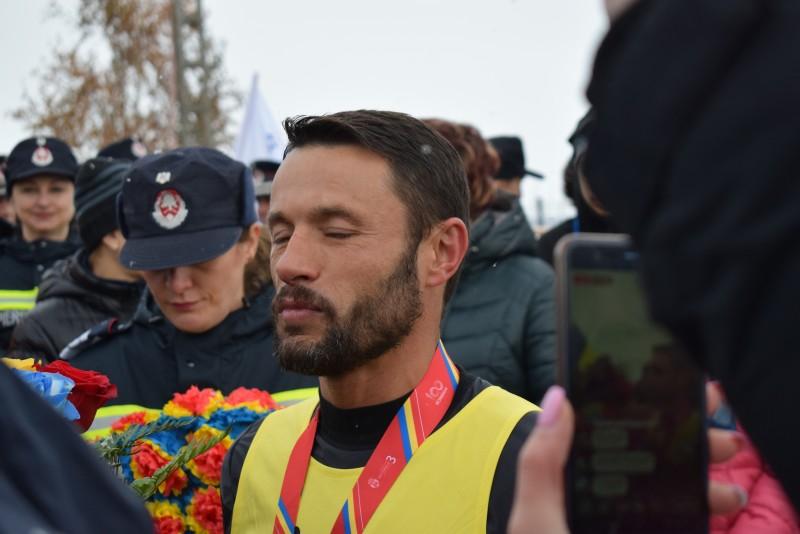 """VIDEO - Iulian Rotariu a ajuns acasă: """"Mă bucur că am reușit să duc steagul țării cât mai sus, acolo unde merită"""""""