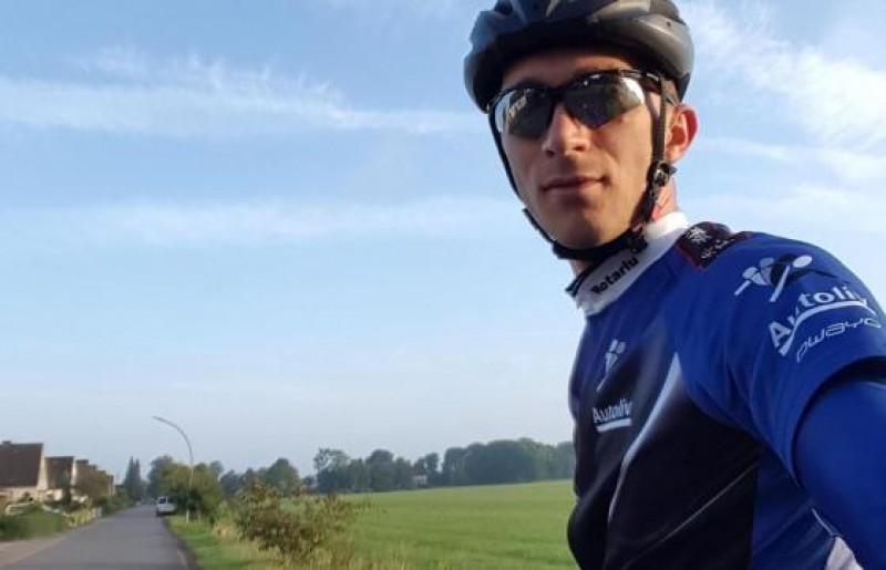 VIDEO Iulian Rotariu intră duminică în marea competiţie Ironman. MESAJ emoţionant de la copiii cu autism din Botoşani!