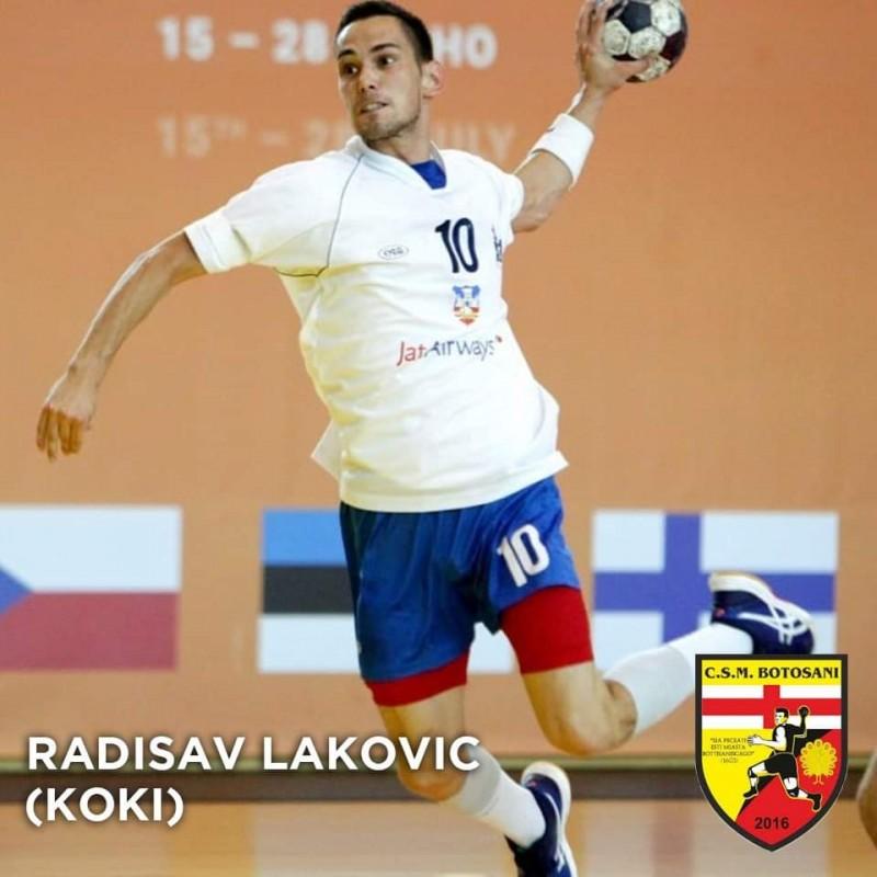 VIDEO: Jucător nou la CSM Botoșani, fost membru al echipei din Belgrad