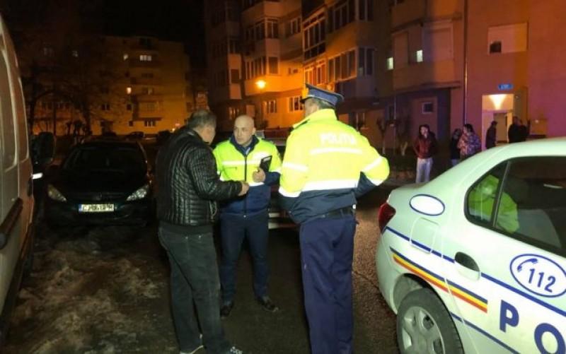 """VIDEO - La câteva zile după ce a accidentat un pieton în Botoșani - Urmărit de Poliţia Rutieră zeci de kilometri, dintr-un judeţ în altul: """"N-am auzit sirenele"""""""