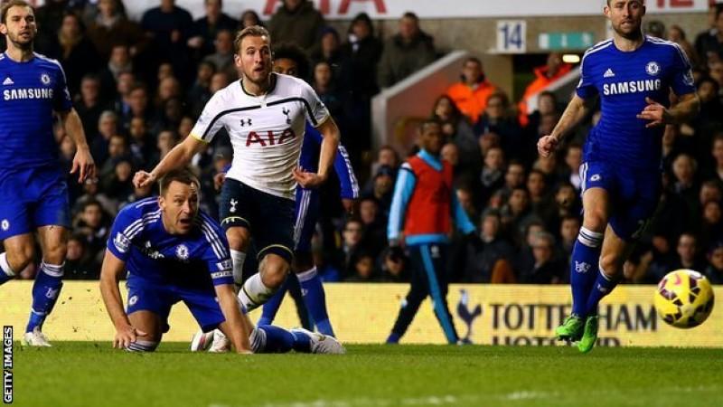 VIDEO: Mourinho a început anul dezastruos! S-au dat 8 goluri în Tottenham - Chelsea!