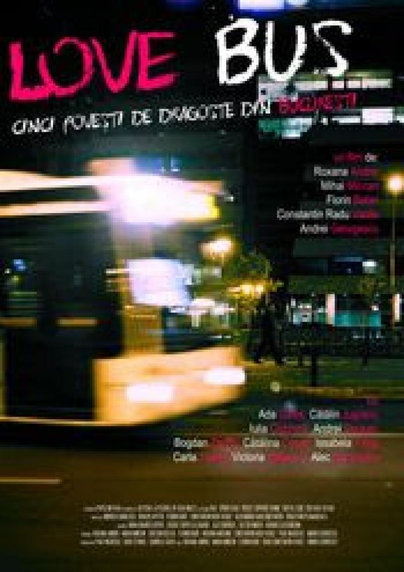 VIDEO Premieră românească la Cinema Unirea Botoşani. Love Bus: cinci poveşti de dragoste din Bucureşti