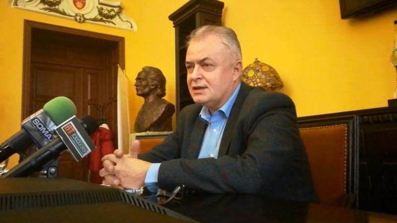 """VIDEO: Primarul municipiului Botoșani: """"Țïn să mulțumesc botoșănenilor, care au dat dovadă în cele două luni ale stării de urgență de foarte mult simț civic"""""""