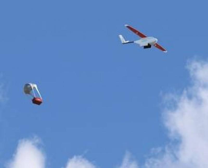 VIDEO Primul serviciu de livrare a sangelui cu drone a devenit functional - la proiect a lucrat si un consilier al lui Ciolos