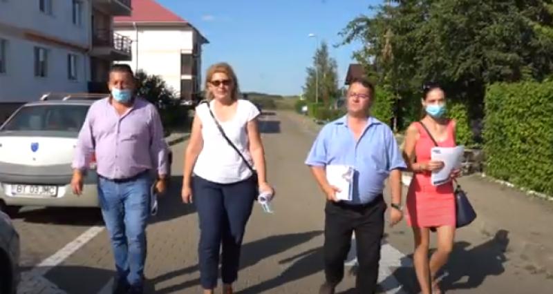 """(Video) Roxana Țurcanu: """"Tinerii așteaptă lucruri concrete de la Primăria Botoșani, iar locuințele ANL ar fi trebuit să fie prioritatea municipalității!"""""""