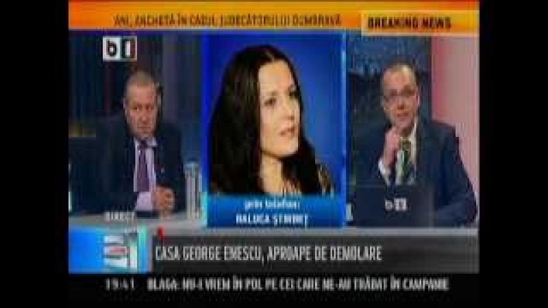 VIDEO - Salvati casa lui ENESCU de la Mihaileni, Botosani!