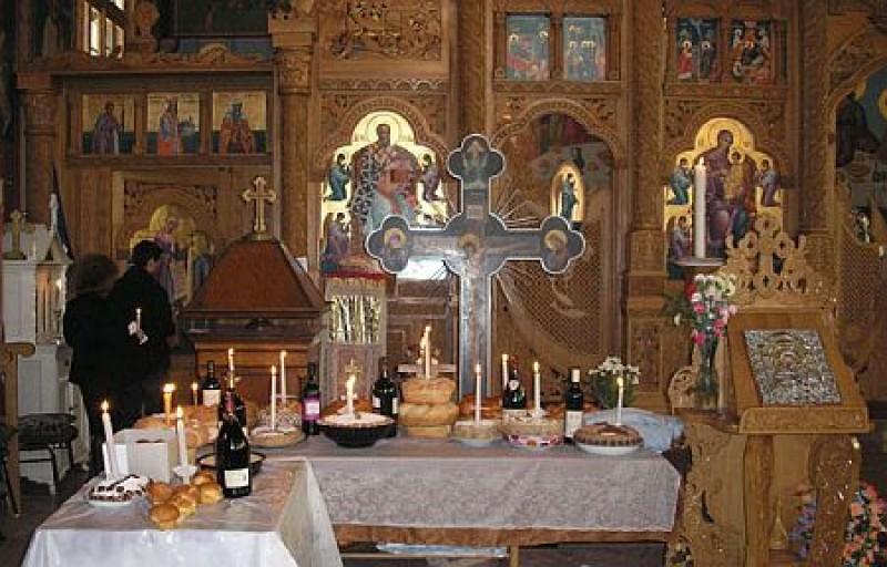 VIDEO - Sâmbăta Sfântului Teodor Tiron. Sâmbăta Colivelor