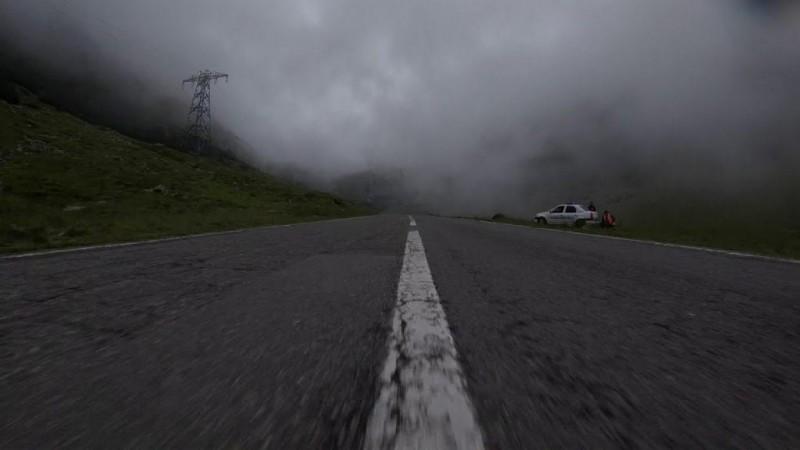 VIDEO spectaculos: Record de viteză pe Transfăgărășan!