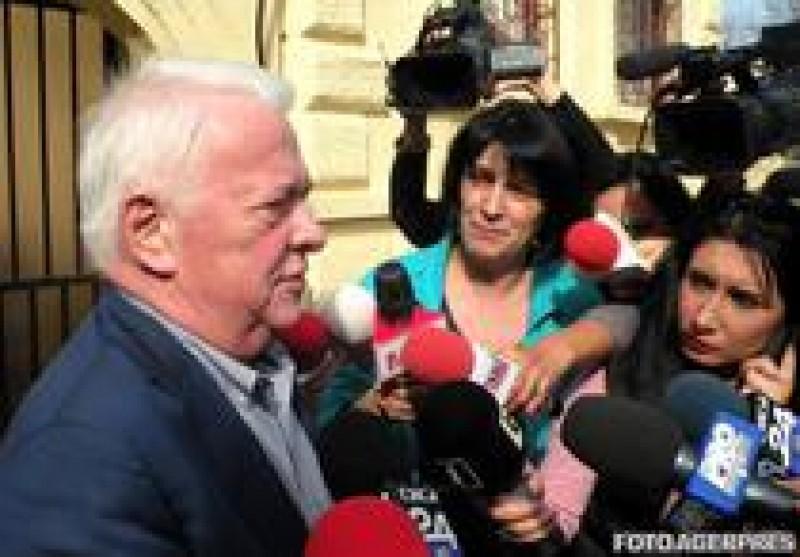 Viorel Hrebenciuc, condamnat la 2 ani de închisoare cu executare. Decizia nu este definitivă