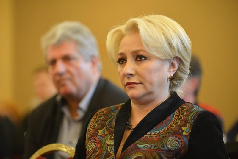 Viorica Dancila, dupa intalnirea cu Hans Klemm: Am pus si problema ca Romania sa devina producator de armament pentru intreaga zona