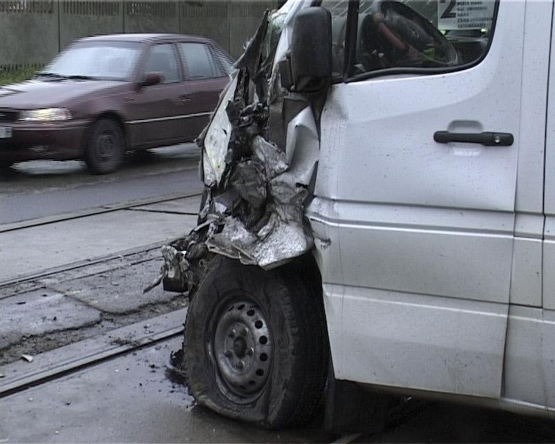 Viteza, principala cauza a accidentului din Zona Industriala - completare -