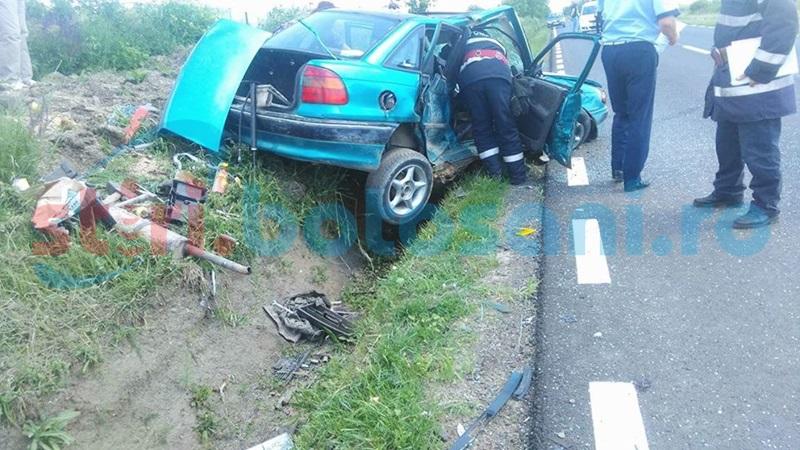 VITEZA UCIDE! 7 morți și 13 răniți grav pe șoselele din județul Botoșani, în doar șase luni!